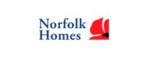 Logo for Norfolk Homes