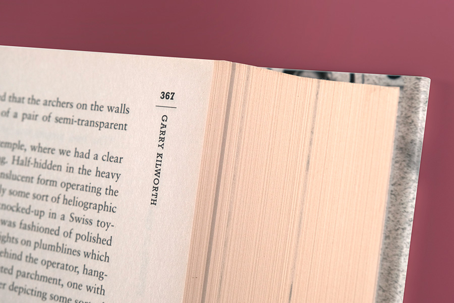 Photo of book pages